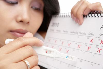Nguyên nhân gây chậm kinh ở nữ