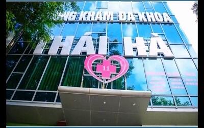 Phòng khám đa khoa Thái Hà uy tín tại Hà Nội